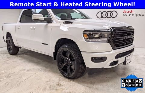 2020 Ram 1500 Big Horn w/Sunroof & Night Package