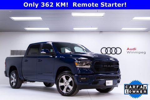 2020 Ram 1500 Sport w/Heated Seats & Steering Wheel *BRAND NEW*