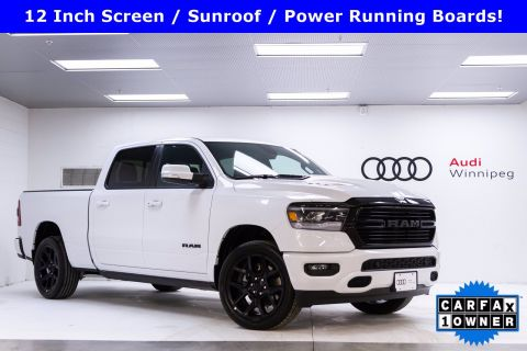 2020 Ram 1500 Sport w/ 22 inch Rims & Night Package *NEW*