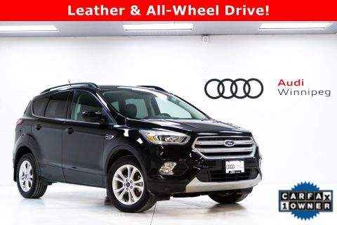 2018 Ford Escape SEL w/Leather & Back-Up Camera