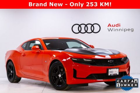 2019 Chevrolet Camaro 1LT w/Sunroof & BOSE Stereo *Low KM*