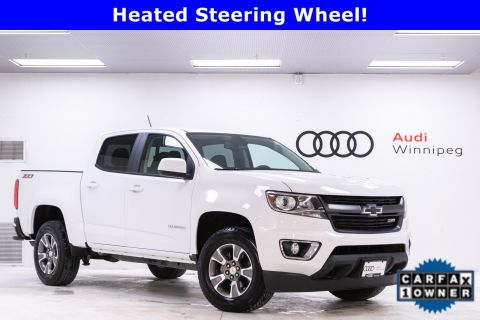 Pre-Owned 2020 Chevrolet Colorado 4WD Z71 w/Heated Seats & Remote Start
