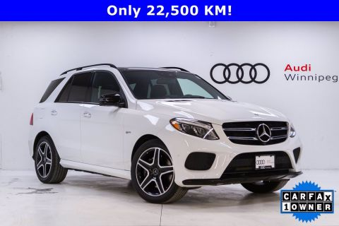 2018 Mercedes-Benz GLE AMG 43 w/Sport Interior & Night Package