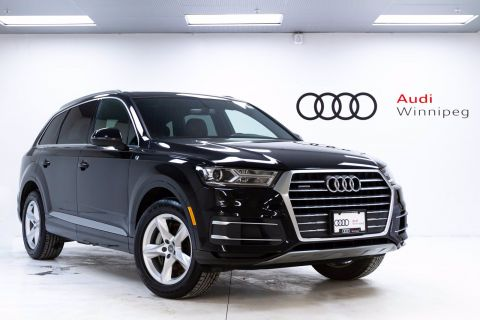 2019 Audi Q7 Komfort w/Navigation & Hitch *DEMO*
