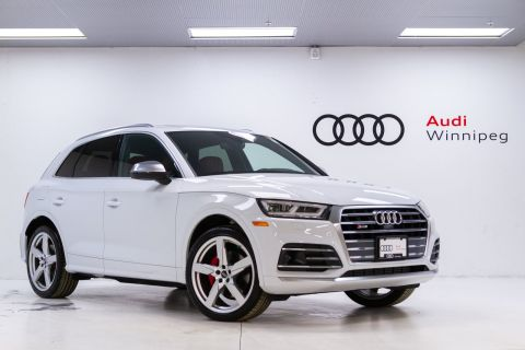 2019 Audi SQ5 Technik