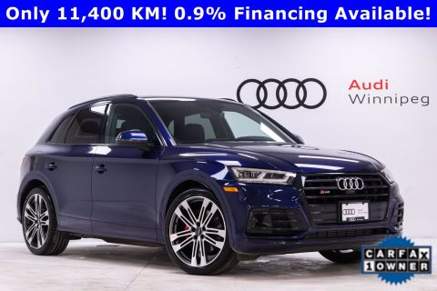 2019 Audi SQ5 Technik w/Sport Diff & Advanced Driver Assistance