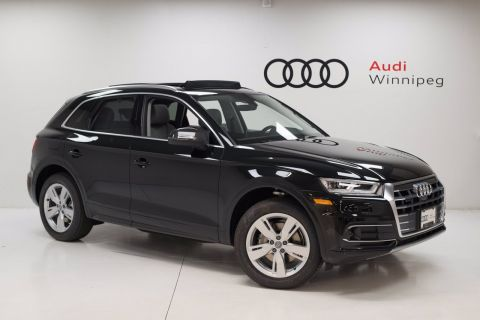 New 2019 Audi Q5 Technik
