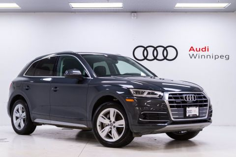 2019 Audi Q5 Technik w/Advanced Driver Assistance *DEMO*