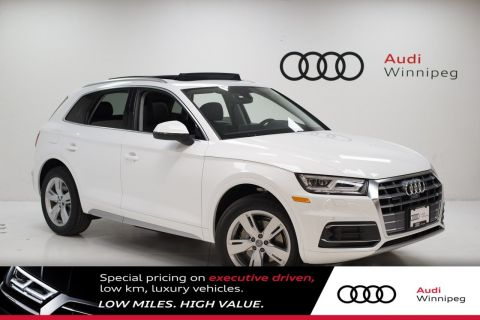 2019 Audi Q5 Technik w/Head Up Display & Adv Driver Assist *DEMO*
