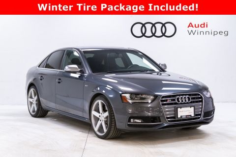 2016 Audi S4 Technik plus w/Adaptive Suspension & Dynamic Steering