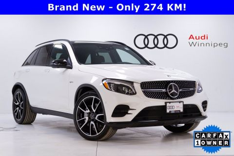 Pre-Owned 2019 Mercedes-Benz GLC AMG GLC 43w/Prem & AMG Driver Package