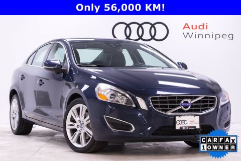 2012 Volvo S60 T6 *1 owner - Local - Very Low KM*
